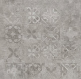 Softcement Silver Polir. Patchwork 597*597