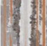 SNOWDROPS INSERTO LINES 200*600