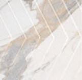 IMPERIAL WHITE GEOMETRIC 300*1200