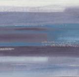 ARTISTICO BLUE INSERTO GEO декор 250*750