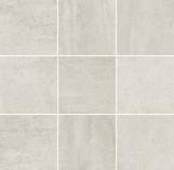 GRAVA WHITE MOSAIC MAT BS 298*298