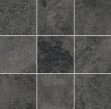 QUENOS GRAPHITE Mosaic Matt Bs 298*298