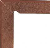 Taurus Brown Cokol Dwuelementowy Schodowy (lewy) 81*300