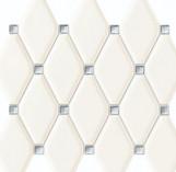 Mozaika Abisso White 298*27
