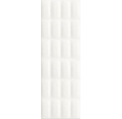 WHITE GLOSSY PILLOW 250*750
